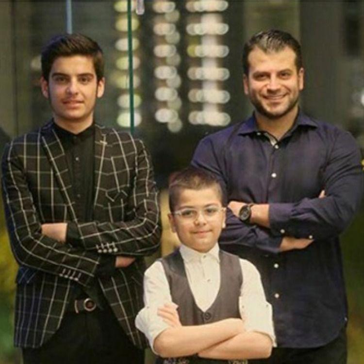 بازیگران نقش جواد جوادی در سریال بچه مهندس Actors Couple Photos Photo