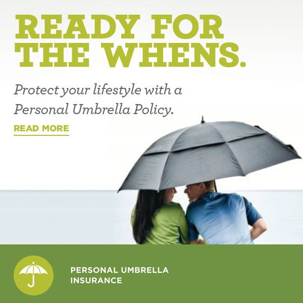 Personal Umbrella Policy Can Bring You Legal Shelter Peace Of