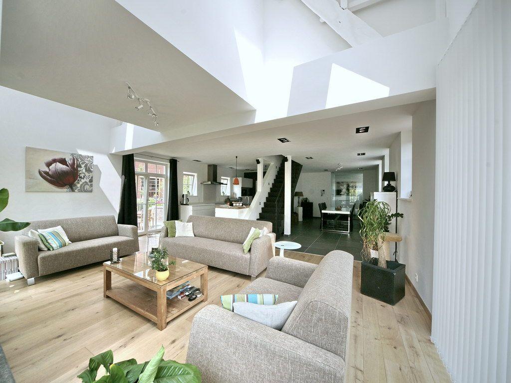 Keuken Met Trap : Keuken design nijmegen nieuw interieur met trap in villa nijmegen