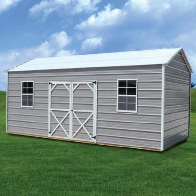 Best Derksen Metal Side Utility Gable Roof Design Roof 640 x 480