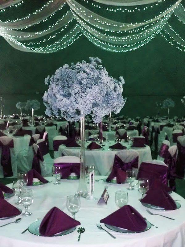 12 Pack 20 White Eiffel Tower Glass Flower Vase Weddings
