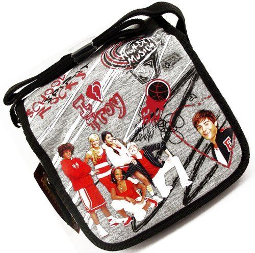 Amazon.com: Birthday Gift Special - Disney High School Musical HSM Carryout Purse and Hello Kitty Toothbrush Set: Clothing