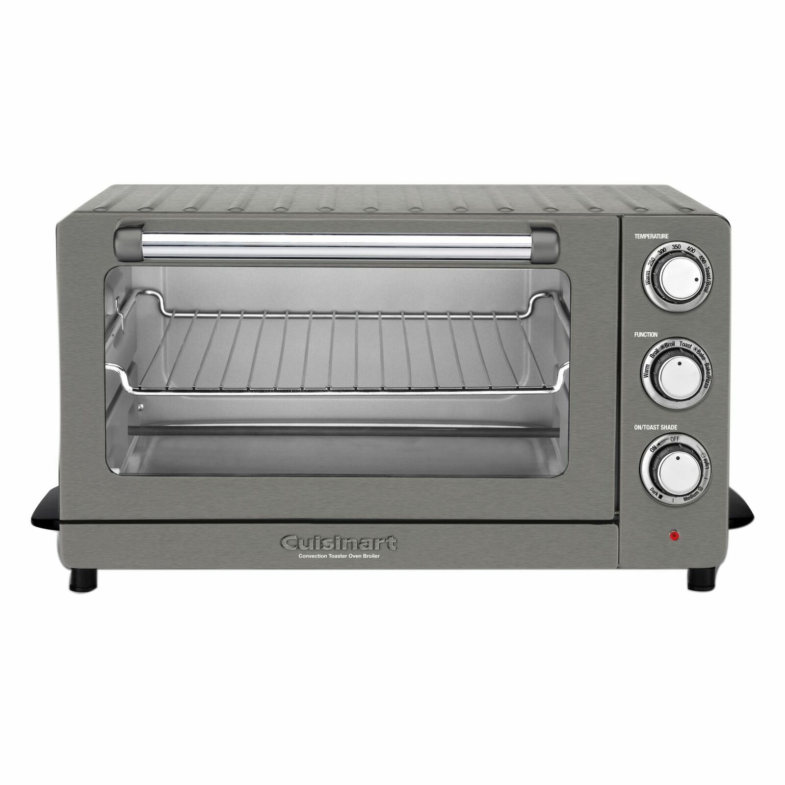Brand New Cuisinart Toaster Oven Broiler W Convection Black