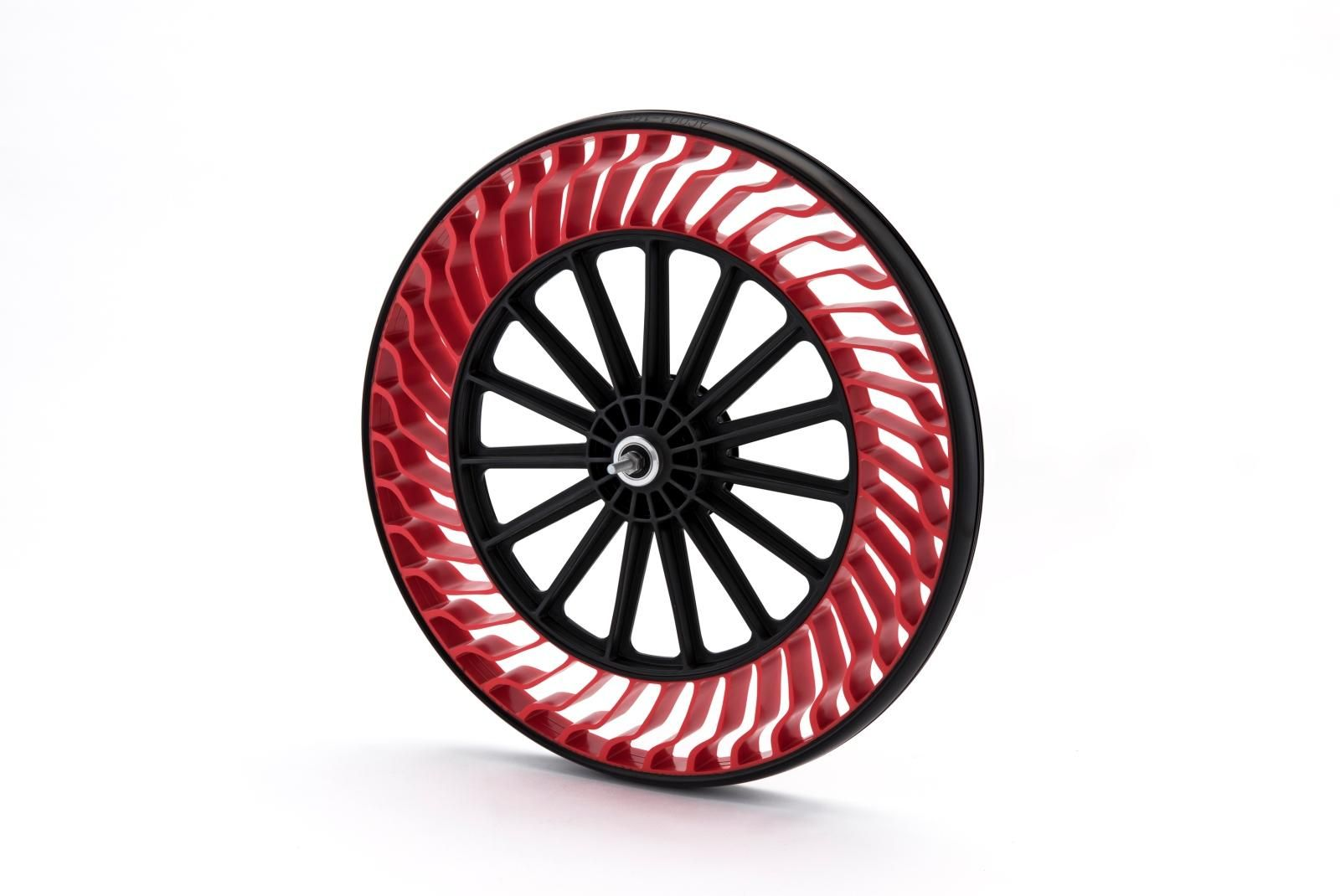 Clever Bicycle with Air Free Tires | Fahrräder