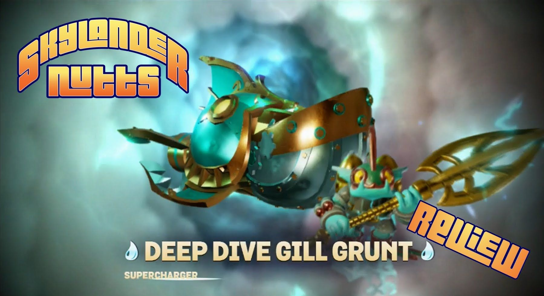 Deep Dive Gill Grunt and Reef Ripper Review I take a
