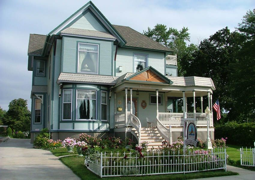 Muskegon MI Bed and Breakfast & Port City