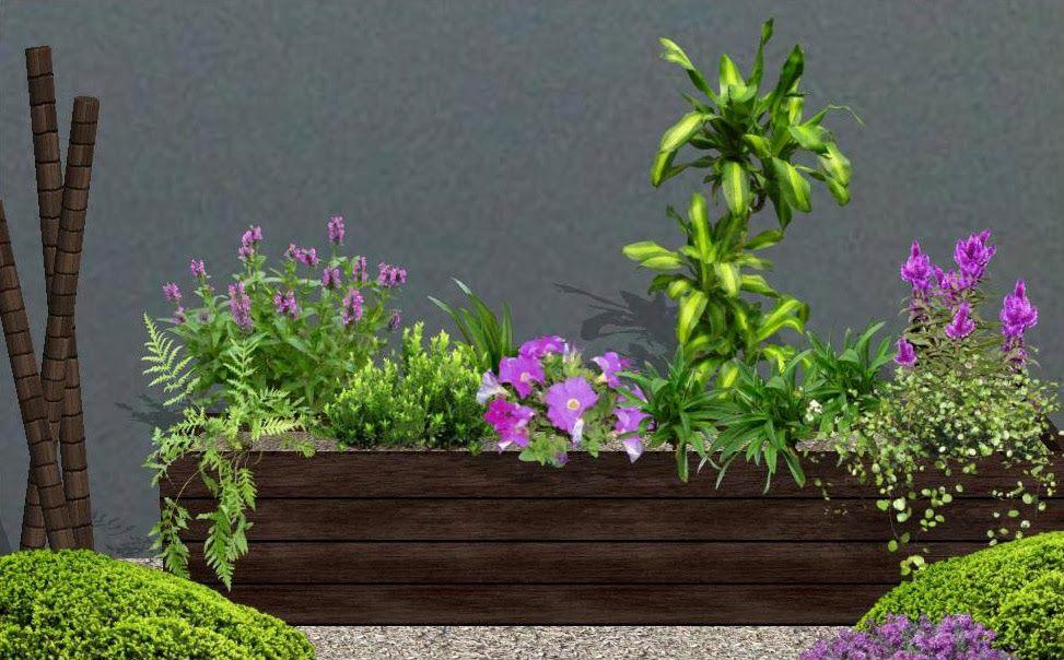 Ambiente zen amb zen pinterest jardineras for Arreglo jardines pequenos