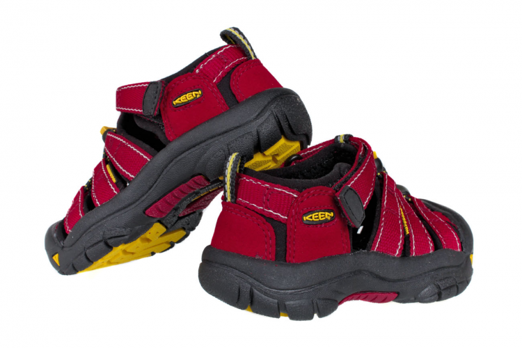 41a4ee076ec4 KEEN Newport H2 Toddler Baby 8212 CARN 1006044 Carnelian This great summer  sandal can take anything