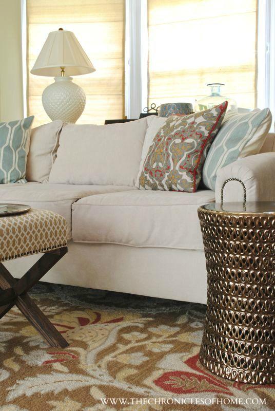 Sofa Table DIY Reupholstered Sofa Sofa ReupholsteryUpholstered
