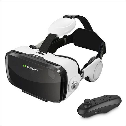 Elegant Vr Headset For Iphone 8 And 8 Plus Virtual Reality Glasses Virtual Reality Headset Husband 40th Birthday