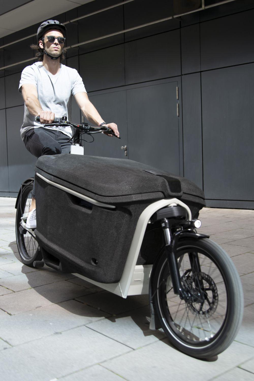 Medizinisches Labor testet E-Lastenfahrrad Ca Go Bike aus Koblenz - Eine Alternative zum Auto in der Stadt? #autoalternative #cargobike #urbanmobility #ebike #elektrofahrzeuge #lastenrad