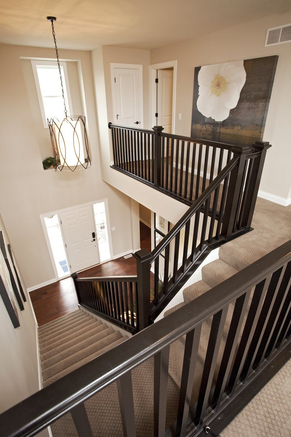 Best Palmer Ii New Home In Stonemill Farms Pulte Homes Home Painted Staircases House Design 400 x 300