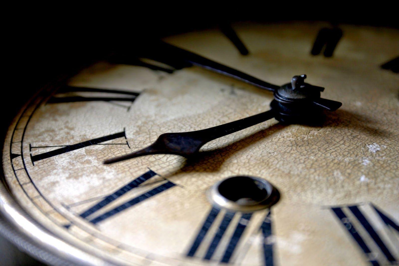 Todo es cuestión de tiempo