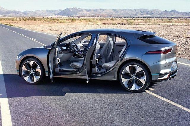 2018 Jaguar I Pace Vehicules Electriques Et Hybride Pour 2018