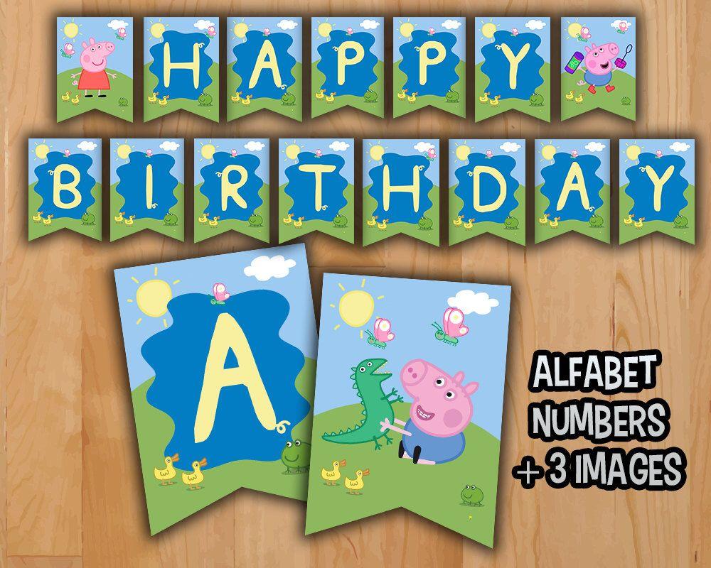 Lala Lissy Lou Peppa Pig Birthday Party Peppa Pig Birthday Peppa Pig Birthday Party Pig Birthday