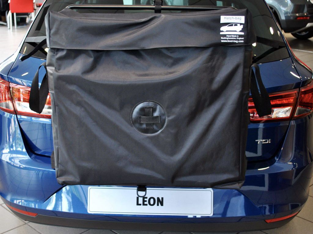 Seat Leon Estate Roof Box : No Roof Bars No Fuss