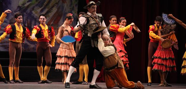 Bolshoi Dom Quixote