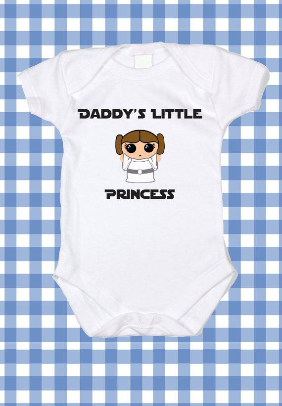 Adorable Star Wars Whos your Daddy Darth Vader One