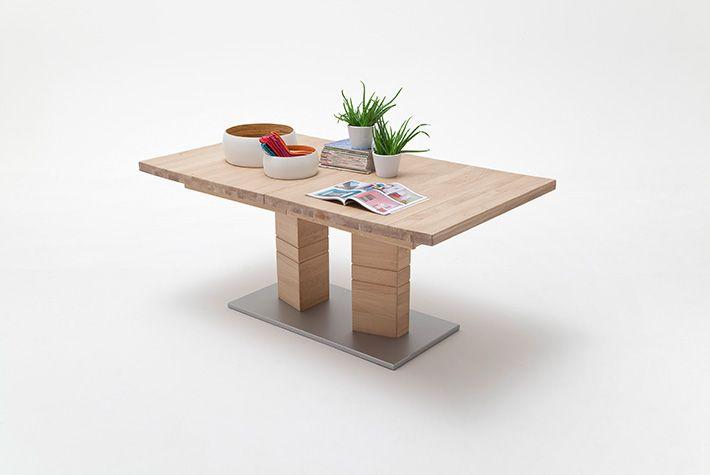 Rozkladací jedálenský stôl Cuneo A