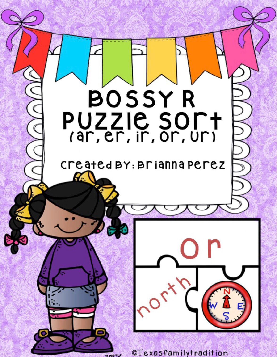 Bossy R Puzzle Sort