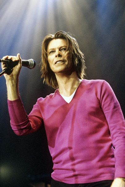 David Bowie's life in pictures through the years