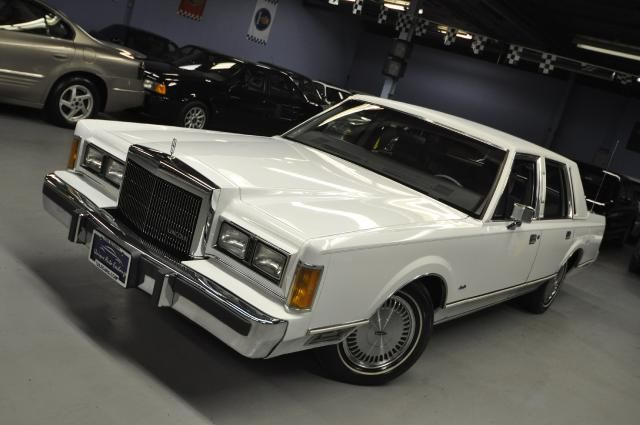 50+ Custom 1989 lincoln town car inspirations