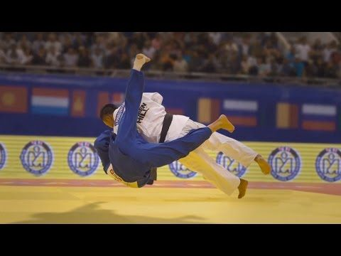 Judo Highlights - Ulaanbaatar Grand Prix 2015