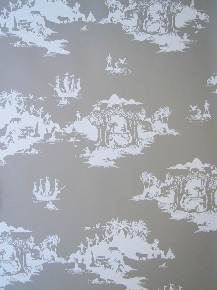 Great Peter Pan... On The Wall... Donu0027t Hate Because You Know You Love It.  Perfect For A Childrenu0027s Room That Grows With The Kids.