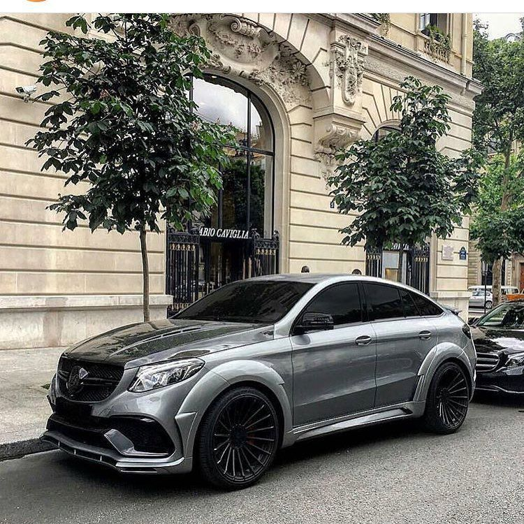 Mercedes Benz Gle Coupe, Mercedes Suv