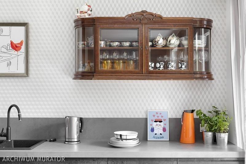 Zabytkowa Nadstawka W Kuchni Home Decor Kitchen Kitchen Design Home Kitchens