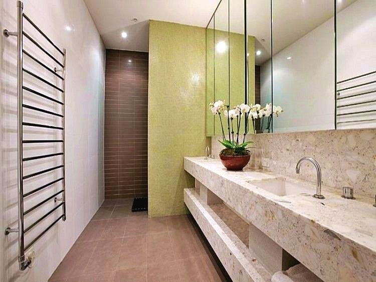 Bathroom Inspiration Info Way Too Many Furniture Pieces Can Certainly Make Your Room Look Cramped A Bathroom Design Inspiration Bathroom Decor Bathroom Design