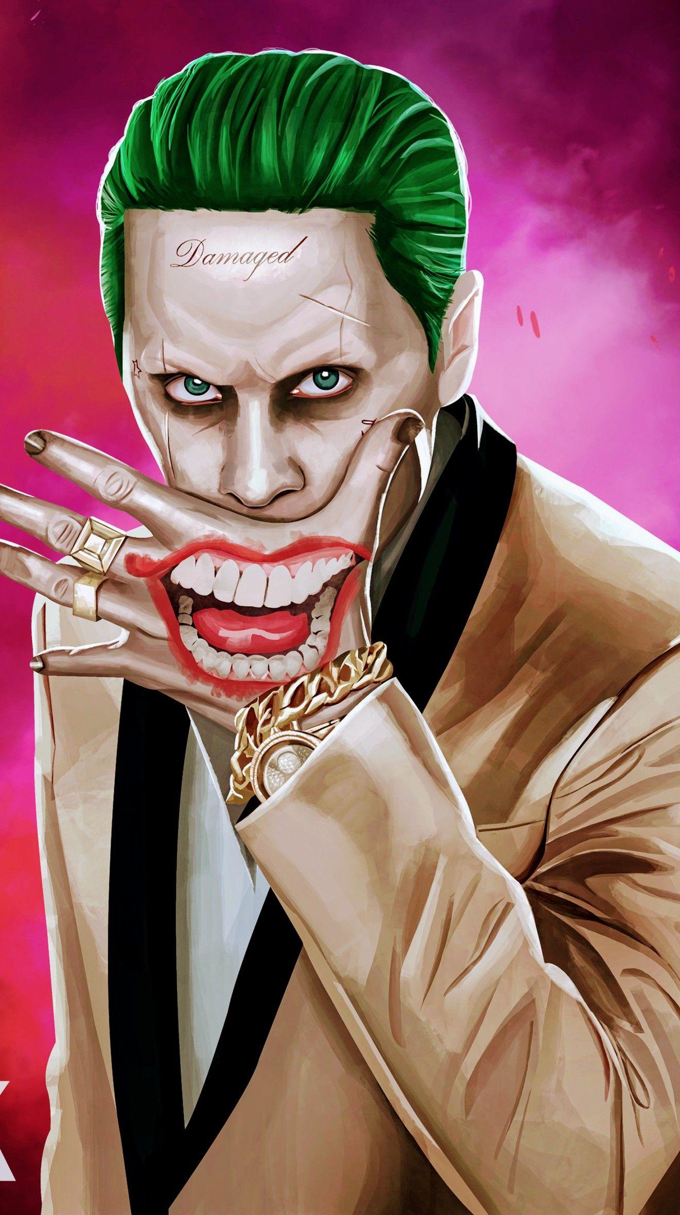 Pin De Billy Erwin Em Gotham Crime Syndicate Desenhos Do Coringa