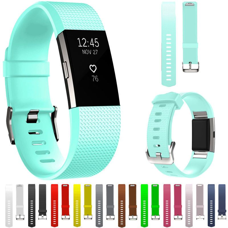 $2 2 - Hot Replacement Wrist Strap Silicone Watch Band For