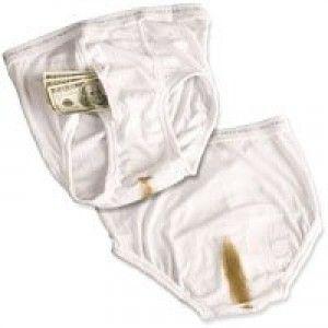 Soiled panties for sale