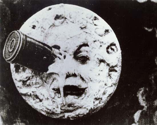 Le Voyage dans la lune [Credit: © 1902 Star Film]