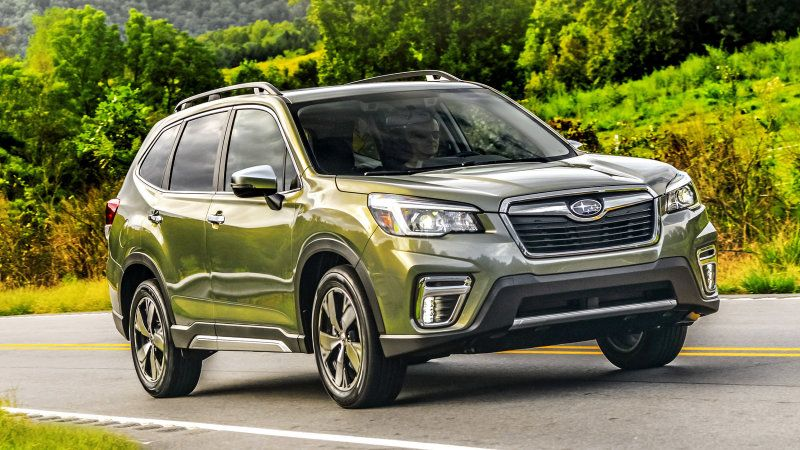 2019 Subaru Forester Drivers' Notes Quick Spin Review