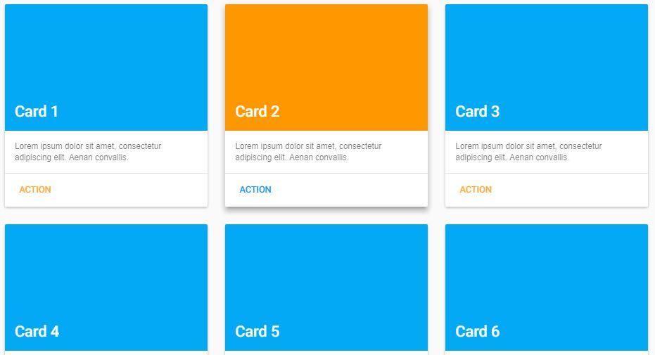 10 Material Design Card Examples Material Design Card Design