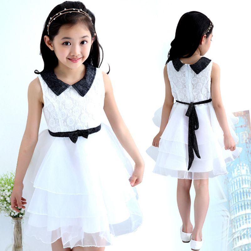 ef94b762d Compra ropa de niña de la escuela online al por mayor de China ...