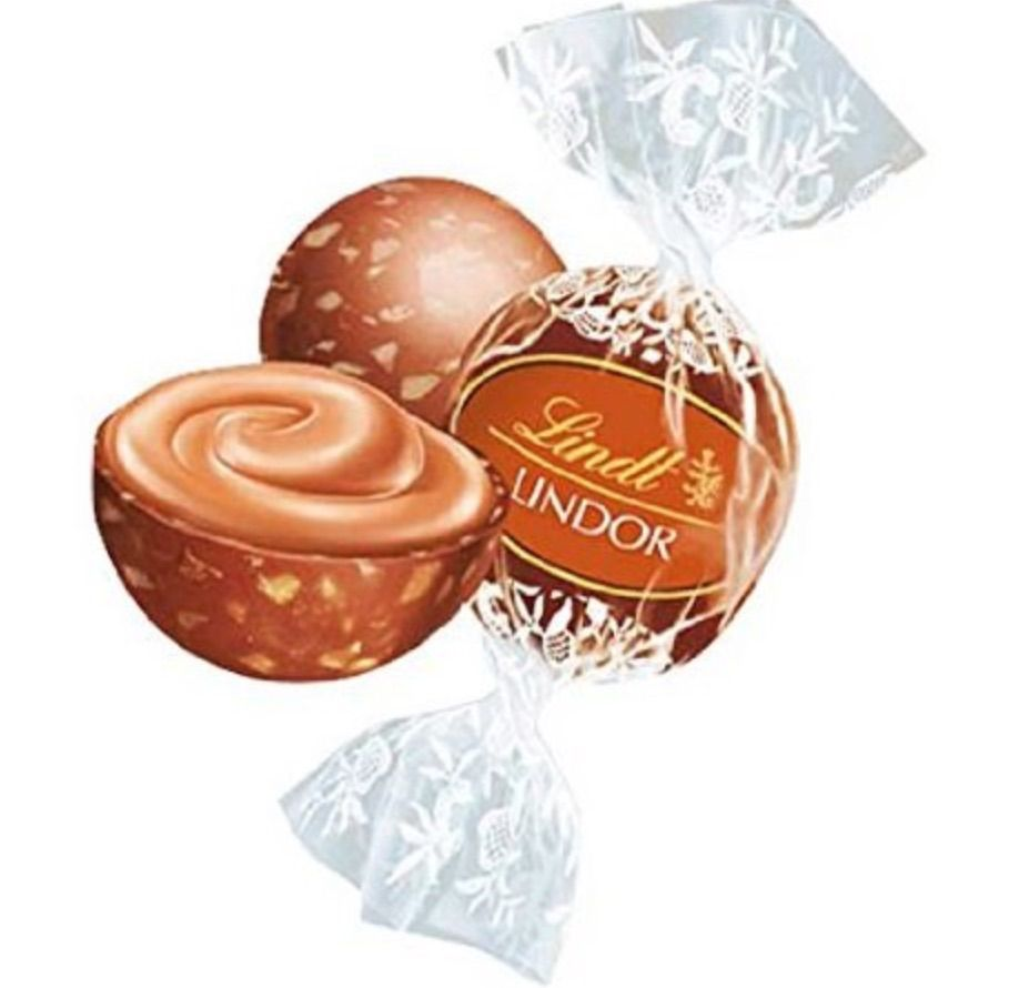 If I were going to describe Lindt chocolates, I would begin by ...