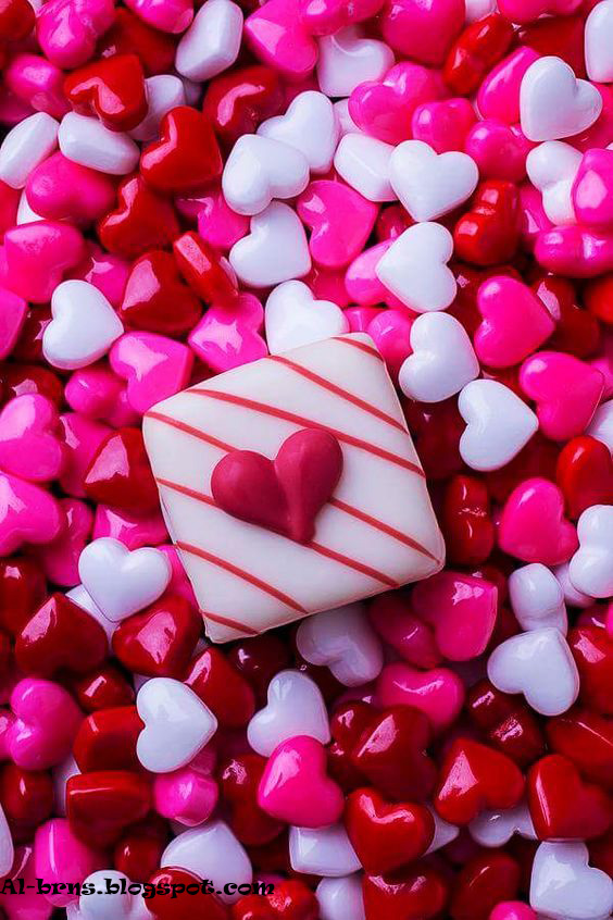خلفيات شاشة للبنات جميلة Valentines Wallpaper Heart Wallpaper Heart Candy