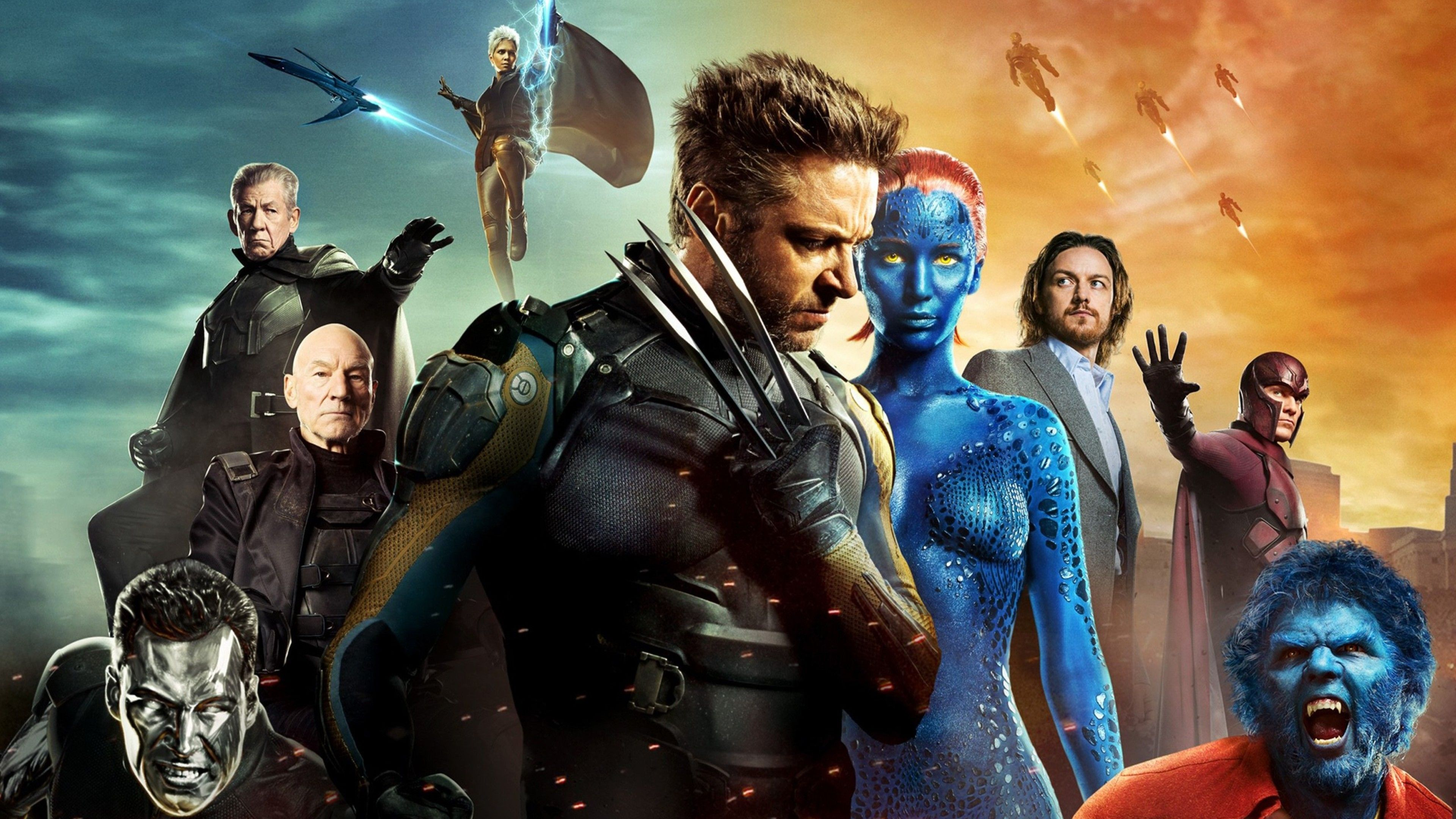 X Men Days Of Future Past Wallpaper 1080p Xq8 Awesomeness