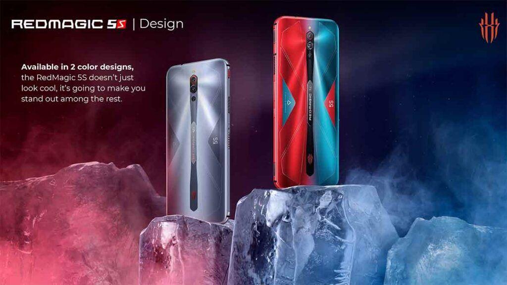 مواصفات هاتف الألعاب ريدماجيك 5 اس Redmagic 5s والمميزات والسعر Novelty Lamp Color Design Make It Yourself