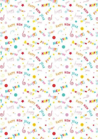 image regarding Printable Decorative Paper called Refreshing Yr Sbook Paper - Words and phrases attractive paper designs