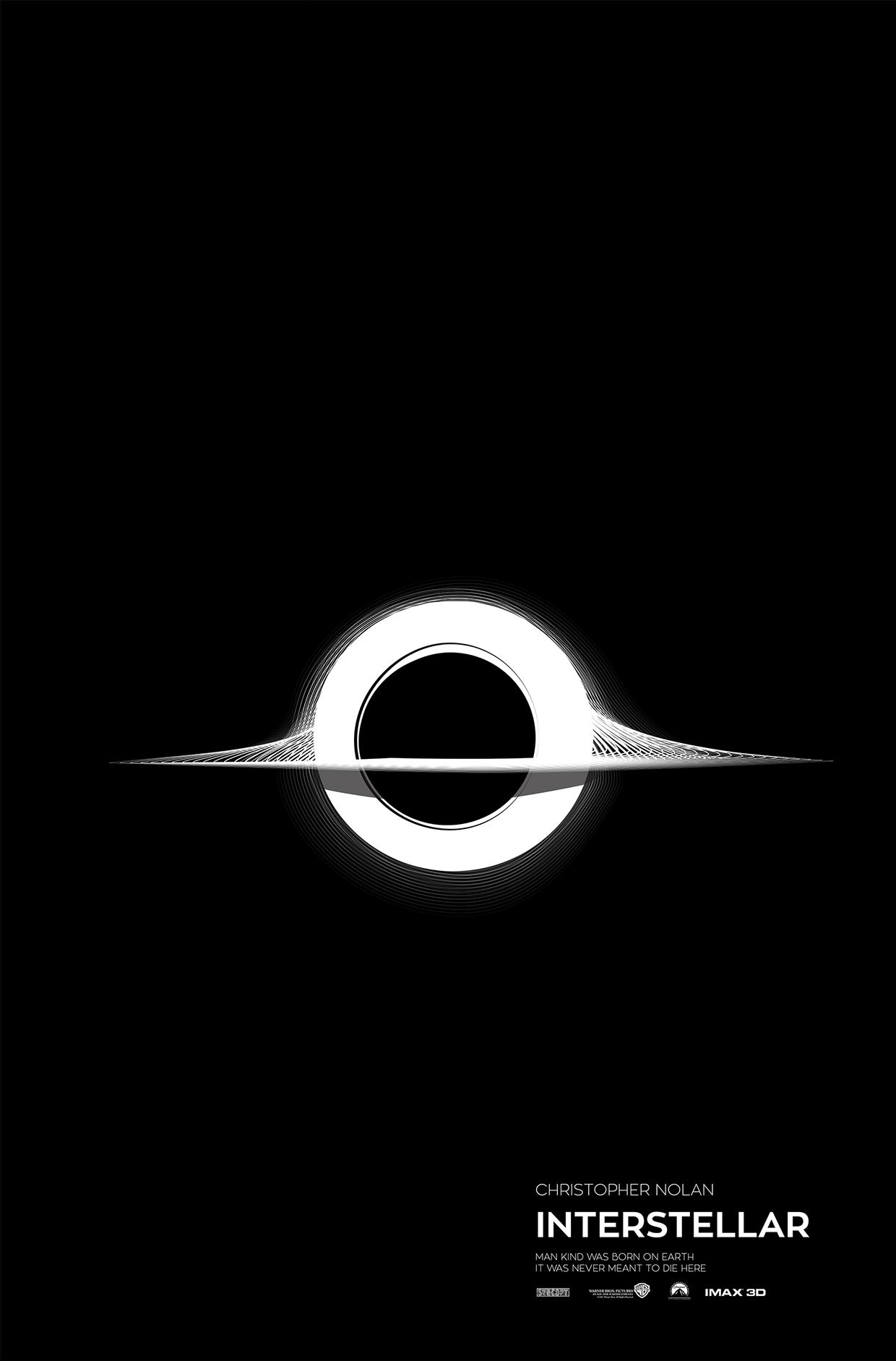 Interstellar On Behance Movie Artwork Interstellar Movie Poster Movie Posters Minimalist
