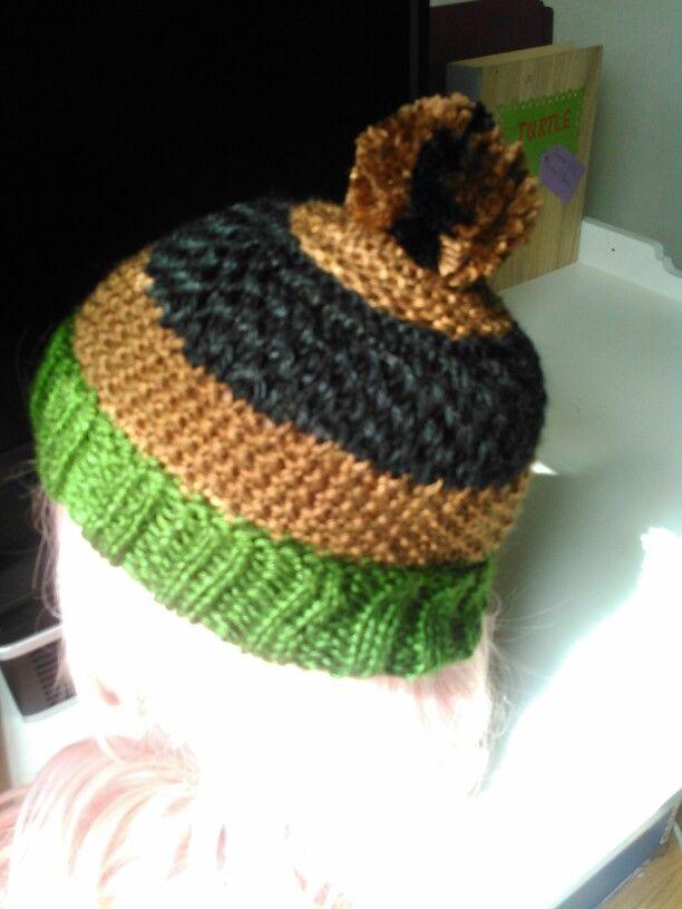 Stitch combination hat