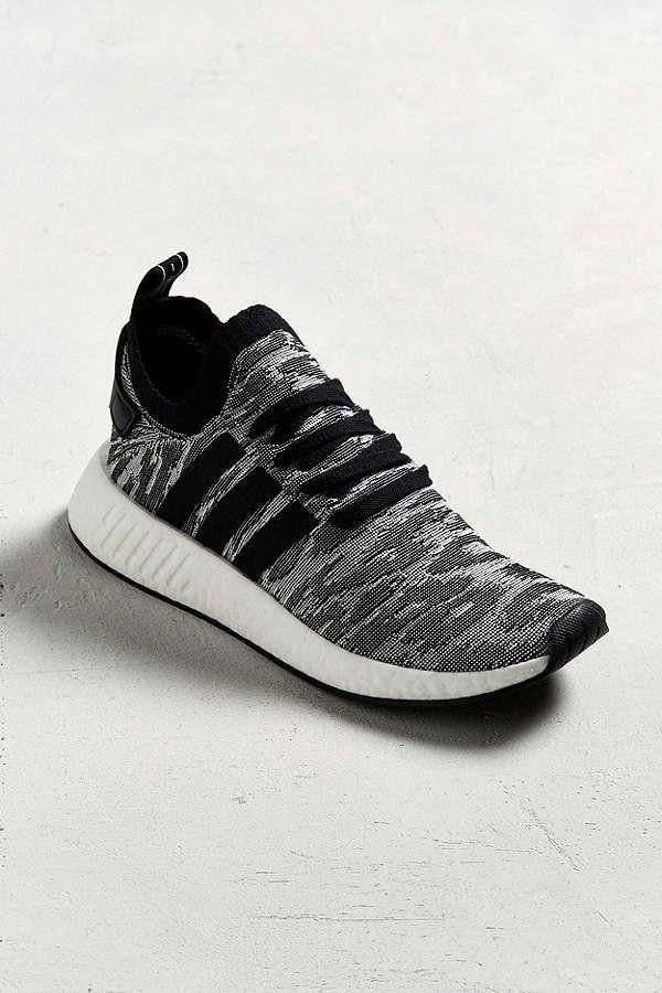 adidas NMD R2 Primeknit Shadow Knit Sneaker