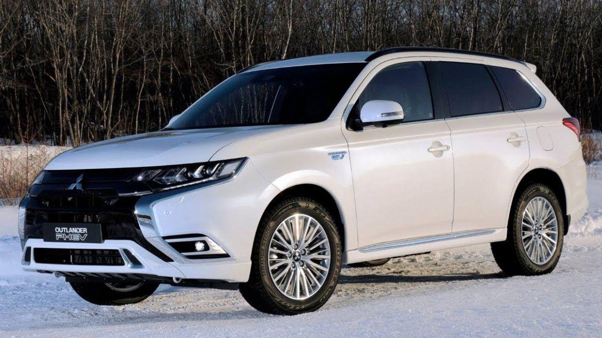 2020 Mitsubishi Electric In 2020 Mitsubishi Outlander Mitsubishi Outlander Phev