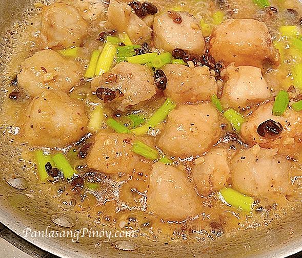 Fish Fillet With Tausi Recipe Fish Fillet Fish Fillet Recipe Best Filipino Recipes