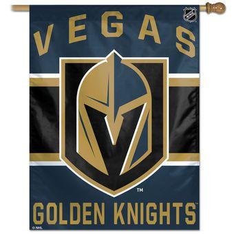 Vegas Golden Knights WinCraft 27'' x 37'' Vertical Banner