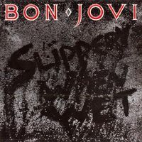 Bon Jovi Slippery When Wet album in 1986, SO many good things came in '86! ;)